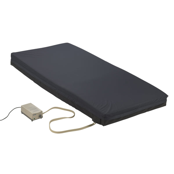 "Balanced Aire Powered Alternating Pressure Air/Foam Mattress, 35"" W x 80"" L - Discount Homecare & Mobility Products"