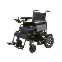"Cirrus Plus EC Folding Power Wheelchair, 22"" Seat - Discount Homecare & Mobility Products"