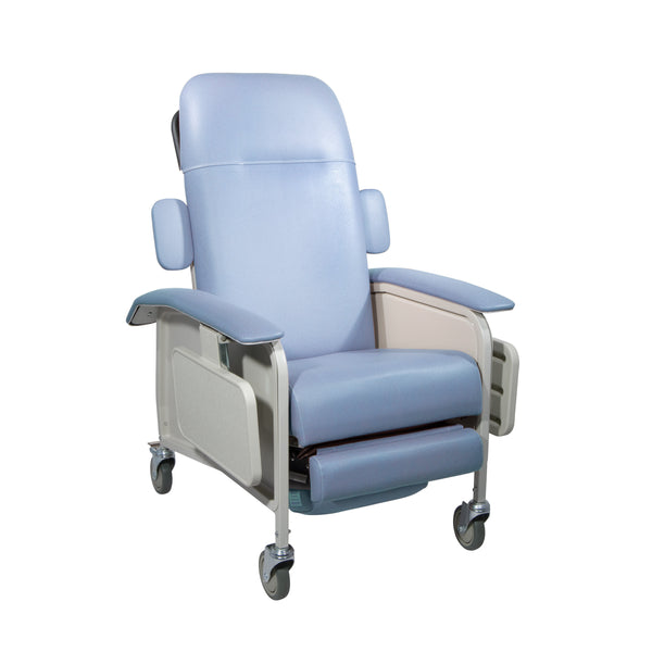 Clinical Care Geri Chair Recliner, Blue Ridge - Discount Homecare & Mobility Products