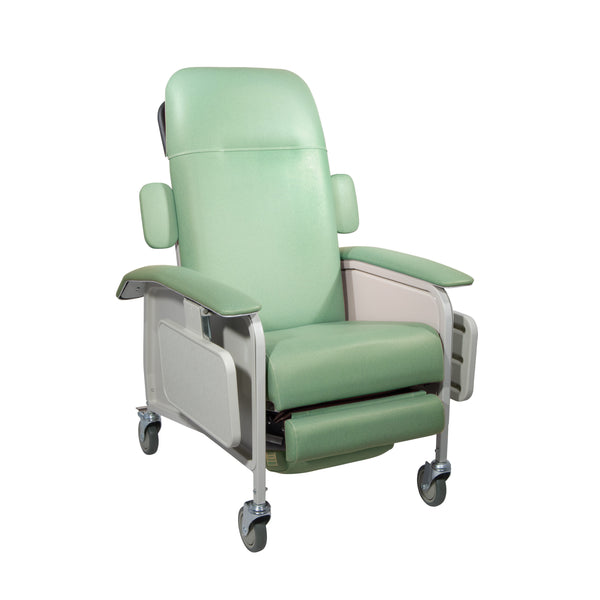 Clinical Care Geri Chair Recliner, Jade - Discount Homecare & Mobility Products