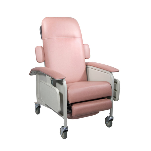 Clinical Care Geri Chair Recliner, Rosewood - Discount Homecare & Mobility Products