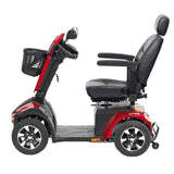 "Panther 4-Wheel Heavy Duty Scooter, 22"" Captain Seat - Discount Homecare & Mobility Products"