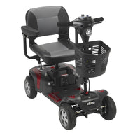 "Phoenix Heavy Duty Power Scooter, 4 Wheel, 18"" Seat - Discount Homecare & Mobility Products"