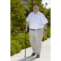 Heavy Duty Folding Cane Lightweight Adjustable with T Handle - Discount Homecare & Mobility Products