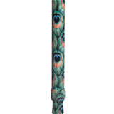 Lightweight Adjustable Folding Cane with T Handle, Peacock - Discount Homecare & Mobility Products