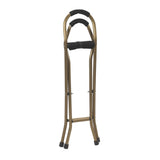 Folding Lightweight Cane with Sling Style Seat - Discount Homecare & Mobility Products