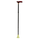 Sports Style Cane Tip, Tennis Ball - Discount Homecare & Mobility Products