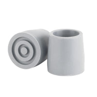 "Utility Replacement Tip, 1-1/8"", Gray - Discount Homecare & Mobility Products"