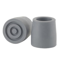 "Utility Replacement Tip, 1"", Gray - Discount Homecare & Mobility Products"