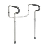 Toilet Safety Frame with Padded Armrests - Discount Homecare & Mobility Products