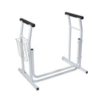 Stand Alone Toilet Safety Rail - Discount Homecare & Mobility Products