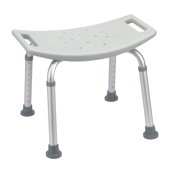 Bathroom Safety Shower Tub Bench Chair, Gray - Discount Homecare & Mobility Products