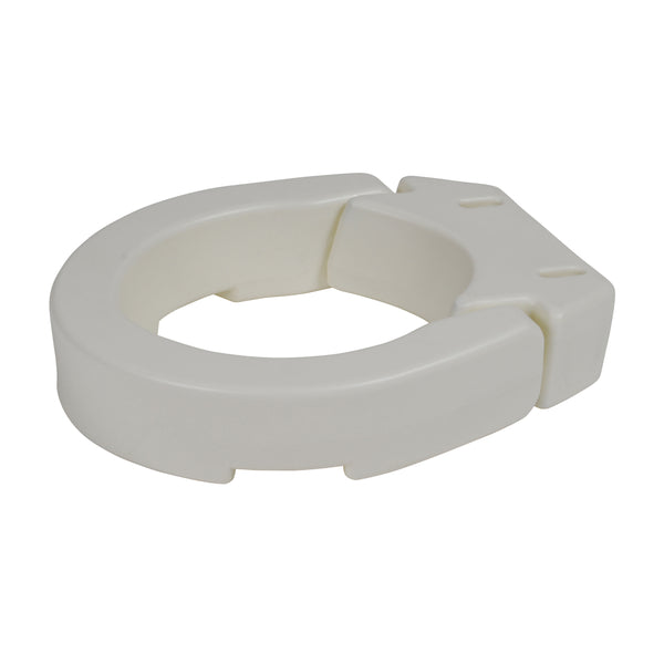Hinged Toilet Seat Riser, Standard Seat - Discount Homecare & Mobility Products
