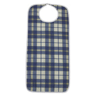 Lifestyle Flannel Bib, Large - Discount Homecare & Mobility Products