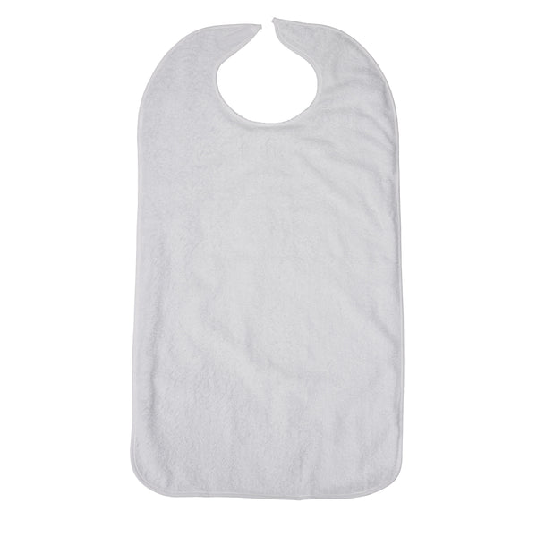 Lifestyle Terry Towel Bib - Discount Homecare & Mobility Products