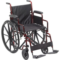Rebel Lightweight Wheelchair - Discount Homecare & Mobility Products