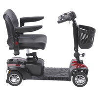 Spitfire DST 4-Wheel Travel Scooter - Discount Homecare & Mobility Products
