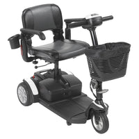 Spitfire EX2 3-Wheel Travel Scooter, Standard Battery - Discount Homecare & Mobility Products