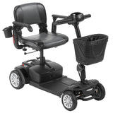 Spitfire EX2 4-Wheel Travel Scooter, Standard Battery - Discount Homecare & Mobility Products