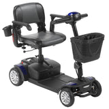 Spitfire EX2 4-Wheel Travel Scooter, Extended Battery - Discount Homecare & Mobility Products