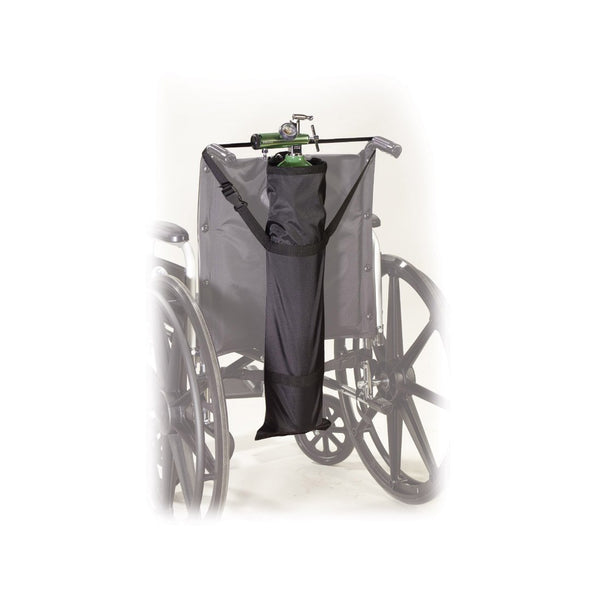 Wheelchair Carry Pouch for Oxygen Cylinders - Discount Homecare & Mobility Products