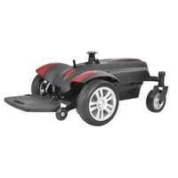 "Titan X23 Front Wheel Power Wheelchair, Full Back Captain's Seat, 16"" x 16"" - Discount Homecare & Mobility Products"