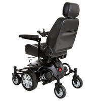 "Titan AXS Mid-Wheel Power Wheelchair, 18""x18"" Captain Seat - Discount Homecare & Mobility Products"