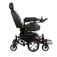 "Titan AXS Mid-Wheel Power Wheelchair, 20""x20"" Captain Seat - Discount Homecare & Mobility Products"