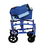 TranSport Aluminum Transport Wheelchair - Discount Homecare & Mobility Products