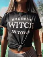 Bad Witch T-Shirt - Zoe All Over