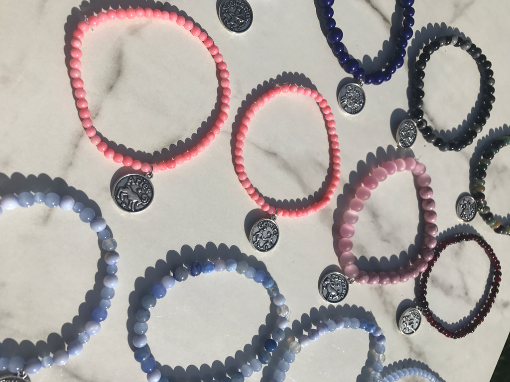 Zodiac Bracelets - Zoe All Over