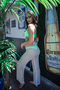 TAHITI CROCHET PANTS (3 COLORS) - Zoe All Over