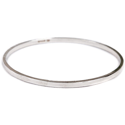 Classic Signature Rectangular Bangle