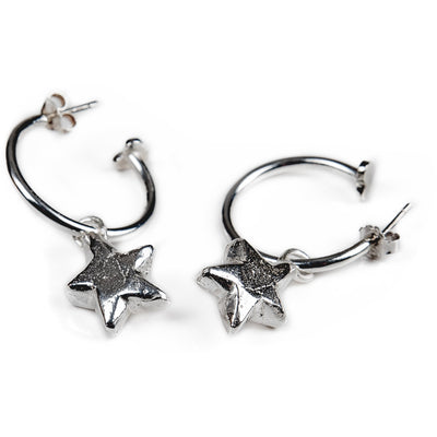 Forever Star Drop Earrings