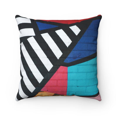 Decorative Pillow - Wall Colours