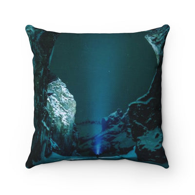Decorative Pillow - Stakkholtsgjá, Iceland