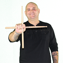 Adam Odello Drums & Percussion Instructor at Skip's Music