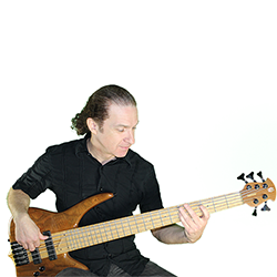 Andrew Houston Bass Guitar Instructor at Skip's Music