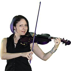 Elizabeth Prince (Benson) Violin Instructor at Skip's Music