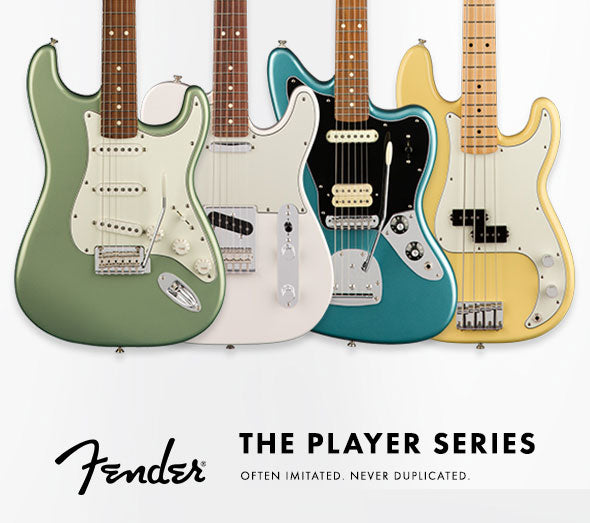 Fender Player Series At Skip's Music