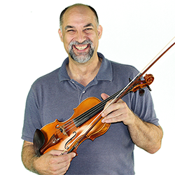 Keith Connor Violin Instructor at Skip's Music