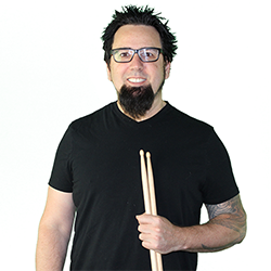 Kelly Smith Drums & Percussion Instructor at Skip's Music