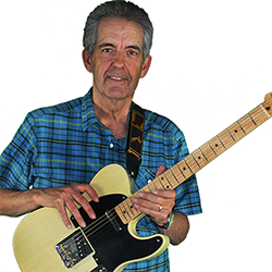 Tom Phillips Guitar Instructor at Skip's Music