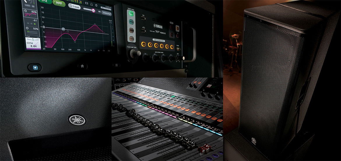 Rebates>Yamaha Speakers & Mixers – Skip's Music