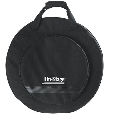 On-Stage CB4000 Deluxe Cymbal Bag
