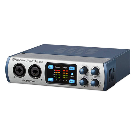 Presonus Studio 2/6 Audio Interface