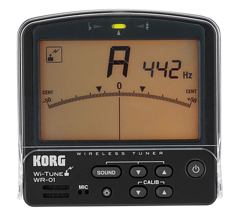 Korg WR01S Wi-Tune Wireless Tuning System for Sax