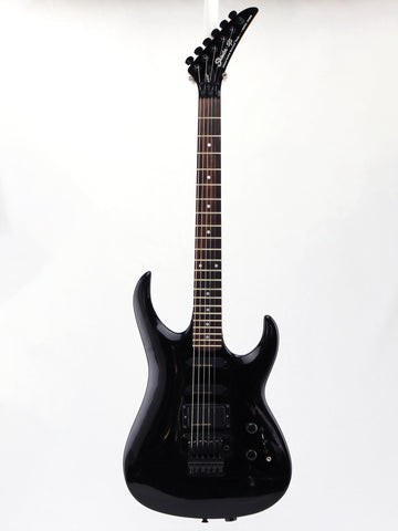 American Showster Savant S/S Electric Guitar, Black (Kramer)