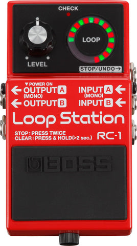 Boss RC-1 Looper Pedal