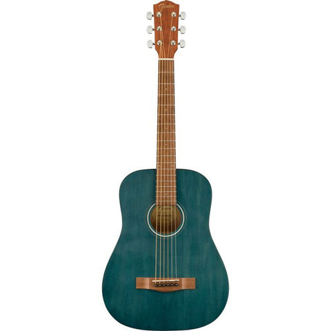 Fender FA-15 3/4 Scale Steel-String, Blue
